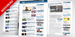 Bouton Toulouse Lancement Site + News