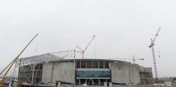 Chantier Grand Stade
