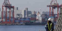 Hausse de 17% des exportations du japon