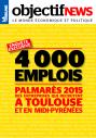 Palmarès 2015 des entreprises qui recrutent