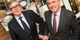 Philippe et Jacques Boyé, dirigeants de Paul Boyé Technologies