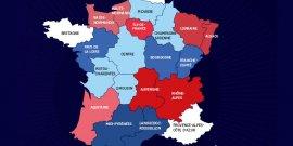 La nouvelle carte de 14 régions proposée par François Hollande
