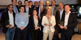9ème Prix de l'esprit d'entreprendre - Lauréats