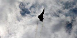 Hausse de 132% des prises de commandes pour dassault aviation grace au rafale