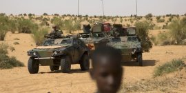 Un militaire francais tue accidentellement au mali