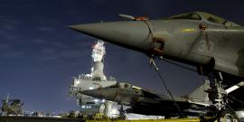 Rafale, Dassault Aviation, avion de chasse, chasseur, aéronavale, porte-avions,