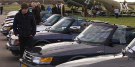 Saab nostalgie
