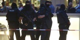 Munich terrorisme