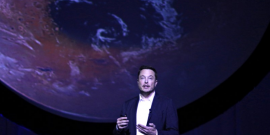 Spacex veut coloniser mars