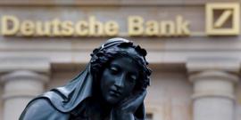 Un plan d'urgence pour deutsche bank serait a l'etude a berlin