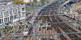 Gare Bordeaux Saint-Jean, visite verrière