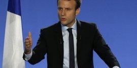 Macron ne pense pas contribuer a eparpiller la gauche