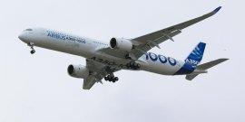 1er vol A350-1000