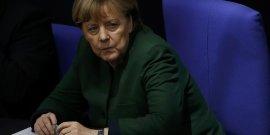 Merkel invite l'ue a respecter l'accord avec la turquie