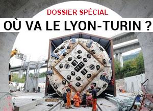 Bannière Lyon-Turin