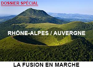 Rhône-Alpes Auvergne