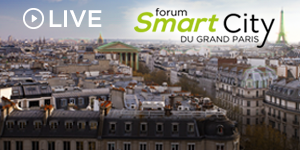 Live streaming Smart City Paris 2015