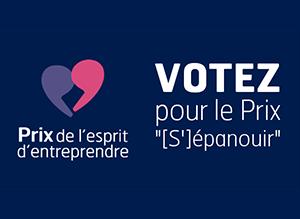 Votez 10e prix Esprit de l'entreprendre
