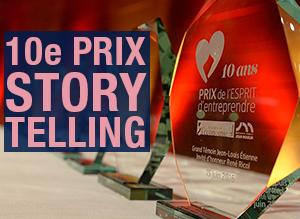 10e Prix Storytelling