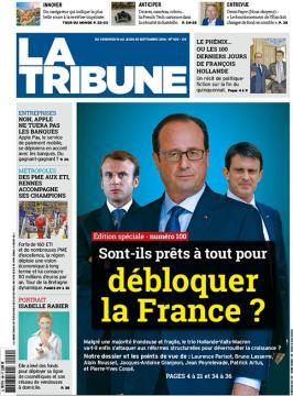 Edition Hebdomadaire du 19-09-2014