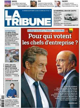 Edition Hebdomadaire du 26-09-2014