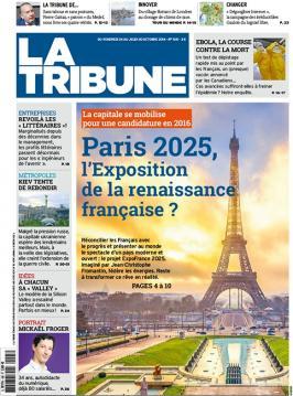 Edition Hebdomadaire du 24-10-2014