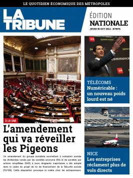 Edition Quotidienne du 30-10-2014