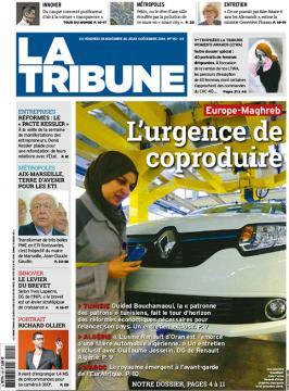 Edition Hebdomadaire du 28-11-2014