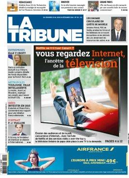 Edition Hebdomadaire du 12-12-2014