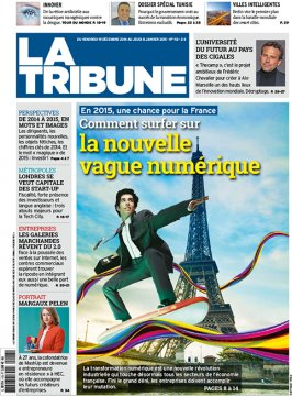 Edition Hebdomadaire du 19-12-2014