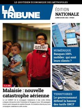 Edition Quotidienne du 29-12-2014