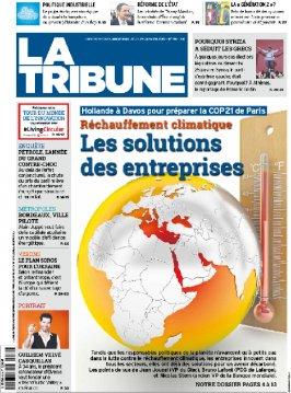 Edition Hebdomadaire du 23-01-2015