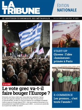 Edition Quotidienne du 24-01-2015