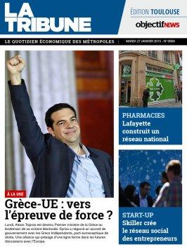 Edition Quotidienne du 27-01-2015