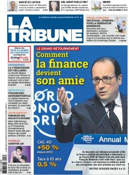 Edition Hebdomadaire du 30-01-2015