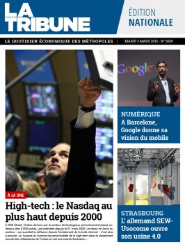 Edition Quotidienne du 03-03-2015