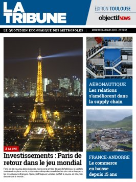 Edition Quotidienne du 04-03-2015