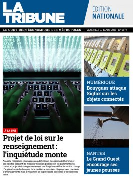 Edition Quotidienne du 27-03-2015