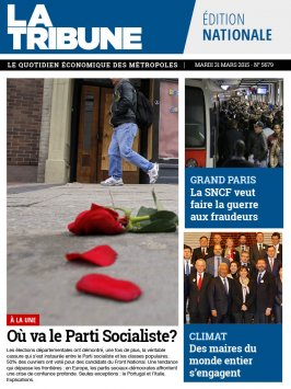 Edition Quotidienne du 31-03-2015