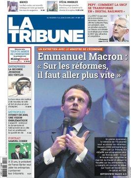 Edition Hebdomadaire du 17-04-2015