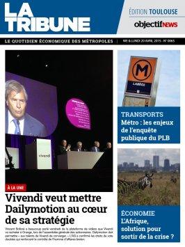 Edition Quotidienne du 18-04-2015