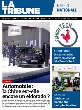 Edition Quotidienne du 21-04-2015
