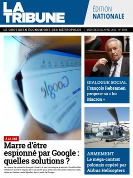 Edition Quotidienne du 22-04-2015