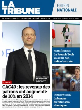 Edition Quotidienne du 29-04-2015