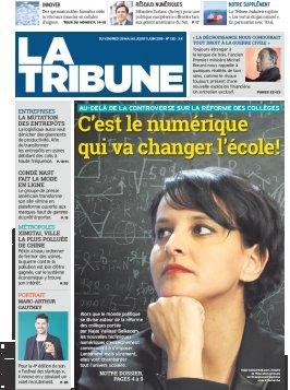 Edition Hebdomadaire du 29-05-2015