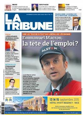 Edition Hebdomadaire du 26-06-2015