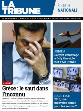 Edition Quotidienne du 01-07-2015