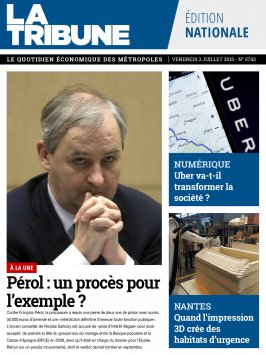 Edition Quotidienne du 03-07-2015