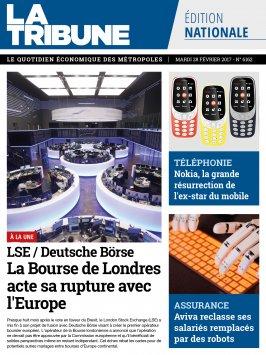 edition quotidienne du 28 février 2017