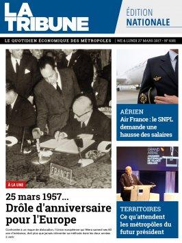 edition quotidienne du 25 mars 2017